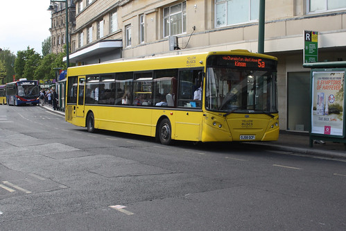 Yellow Buses 592 SJ56GCF