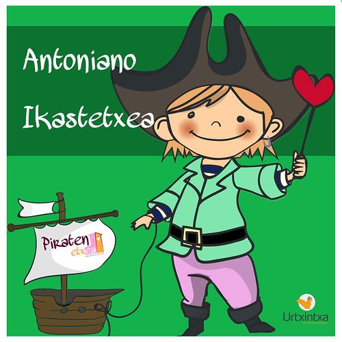 Pirata Egonaldia- Antoniano Ikastetxea 2018-05-14/2018-05-15