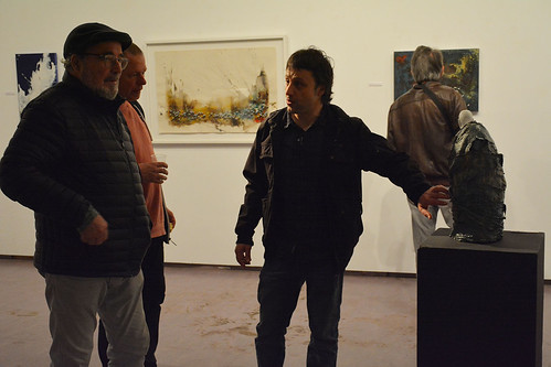 Alberto Letamendiren arte erakusketa