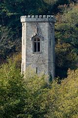 La tour mystérieuse...