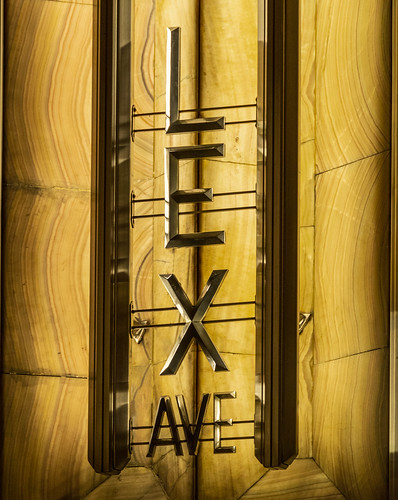 Art Deco Sign