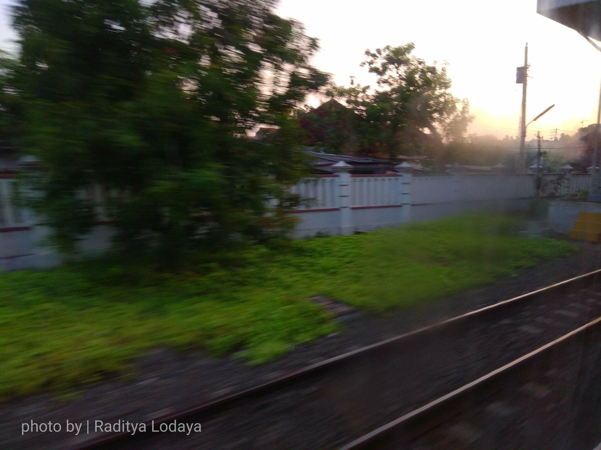06 TRIP REPORT KERETA API JAYABAYA 2 (CIREBON TEGAL) - STASIUN BREBES 3