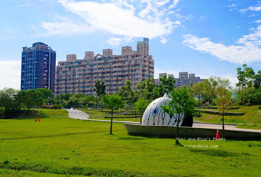 Dali Art國際藝術駐村.大里東湖公園20