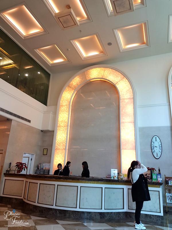 chuan tang hotel yilan lobby