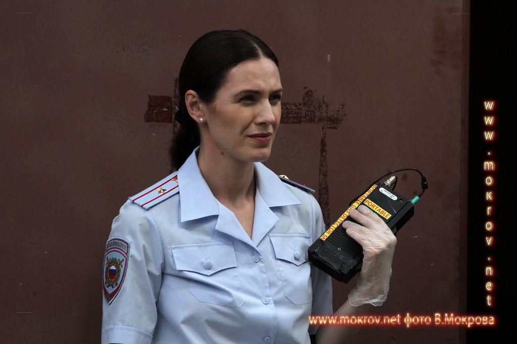 Актриса сериала  - Тара Амирханова