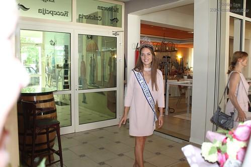 Miss Universe Hrvatske 2018. Mie Pojatina