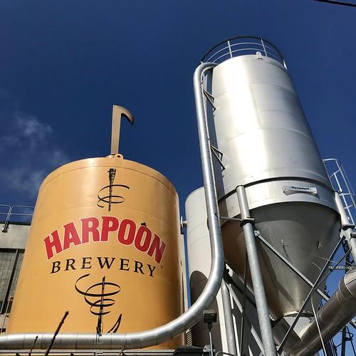 Beantown: Day 3 #boston #HarpoonBrewery
