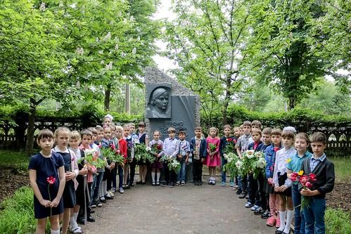 Відзначення Дня пам`яті та примирення, 2-А 08.05.18