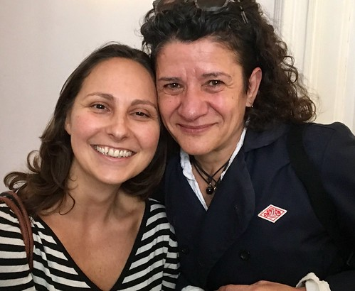 Valeria Sansone e Paola Pacifico - Seminario Finale Xin Shu 2018