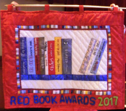 RED book awards 2017