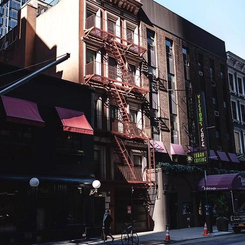 at New York, New York