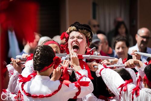 Fiestas de San Juan Lorenzo- Dance