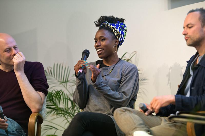 Impakt Event 2018: Artist talk Mimi Onouha