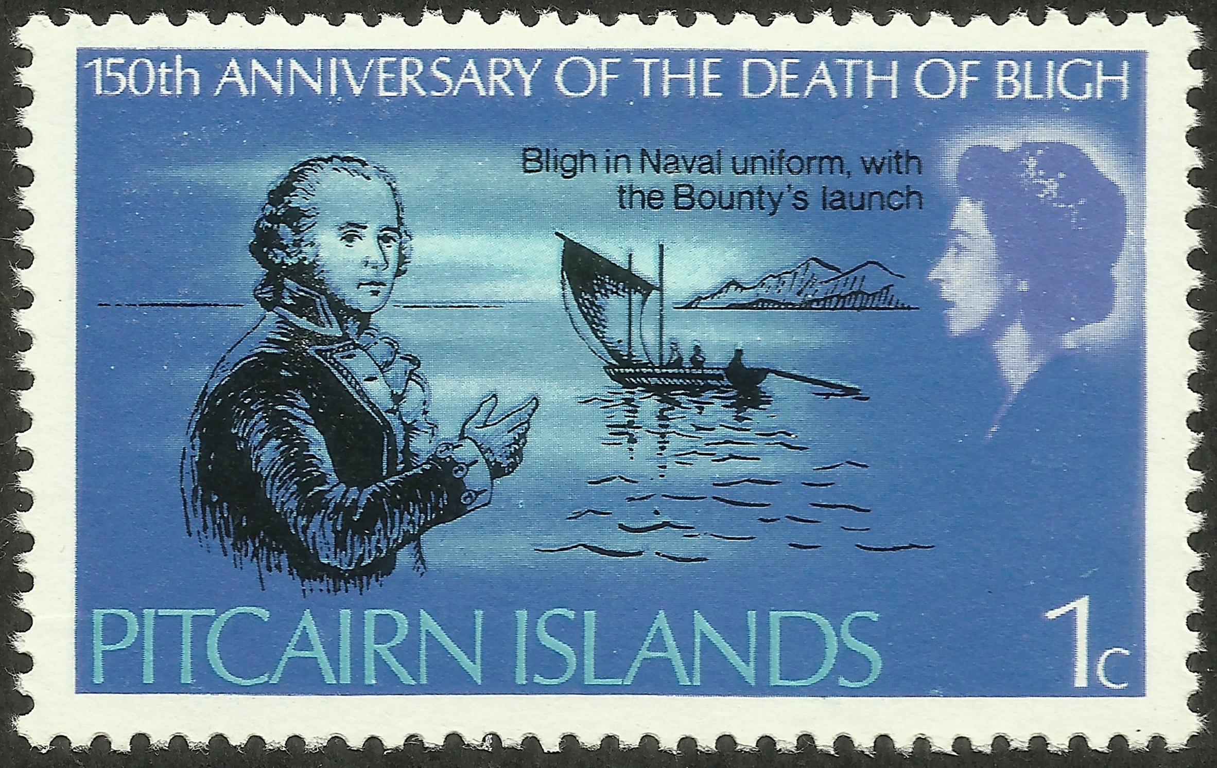 Pitcairn Islands - Scott #85 (1967)