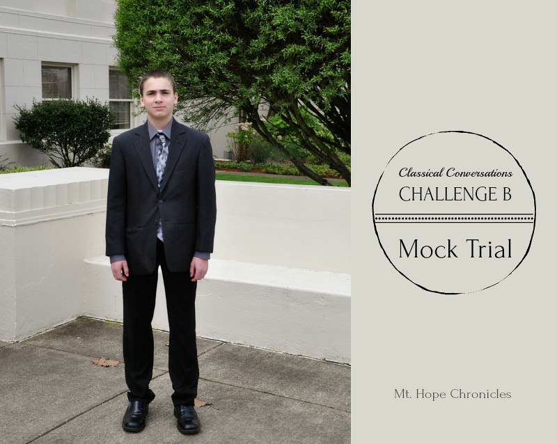 Mock Trial @ Mt. Hope Chronicles