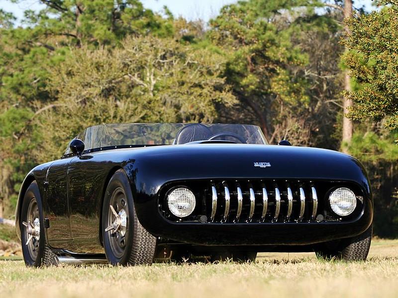 1955 Kurtis 500KK Sutton Roadster