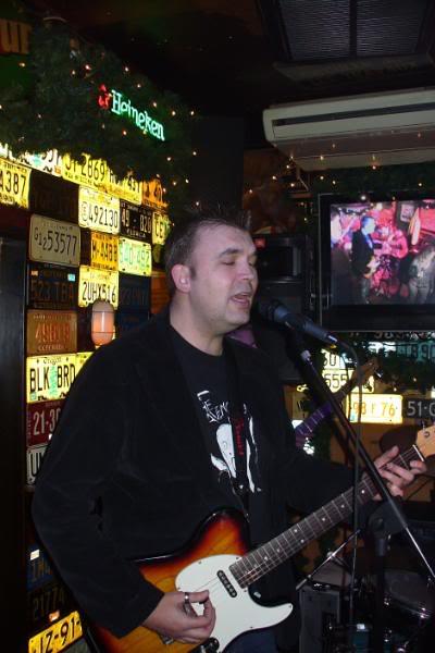 Eric in duet.