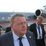 EU Leaders arrive at Sofia Airport ahead of the EU - Western Balkans Summit