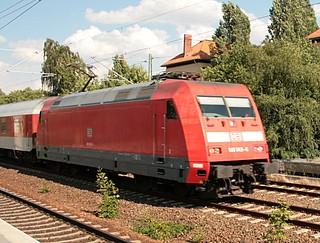 DB Fernverkehr 101 143
