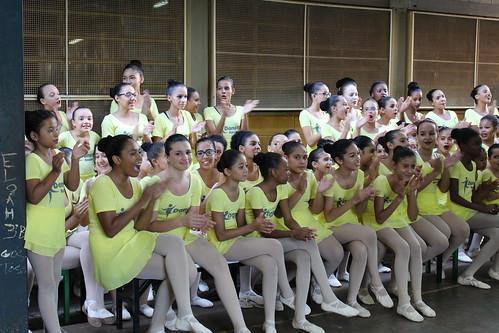 Lançamento Dança Bacana II
