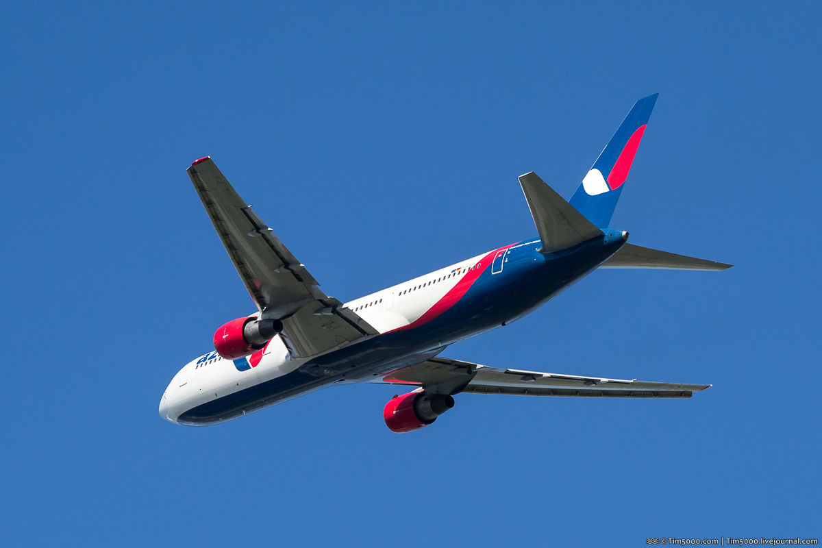 Azur Air Germany Boeing 767-300ER D-AZUA