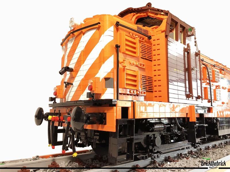 train lego moc cp1408