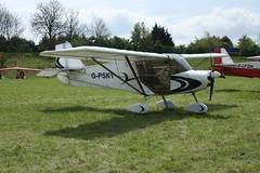G-PSKY Best Off Skyranger (BMAA HB 430) Popham 040514