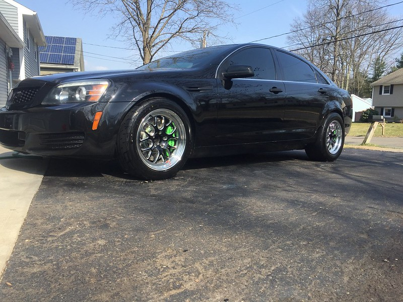 New Caprice Discussion Forums View Topic Show Off Your Wheels - Show wheels on your car