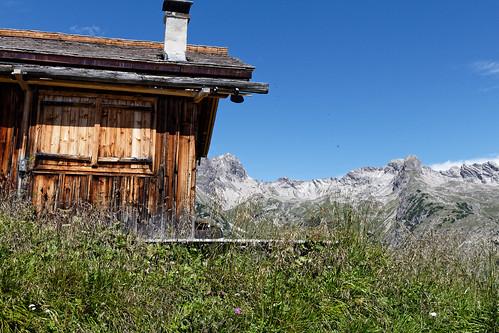 Bernhardseckhütte