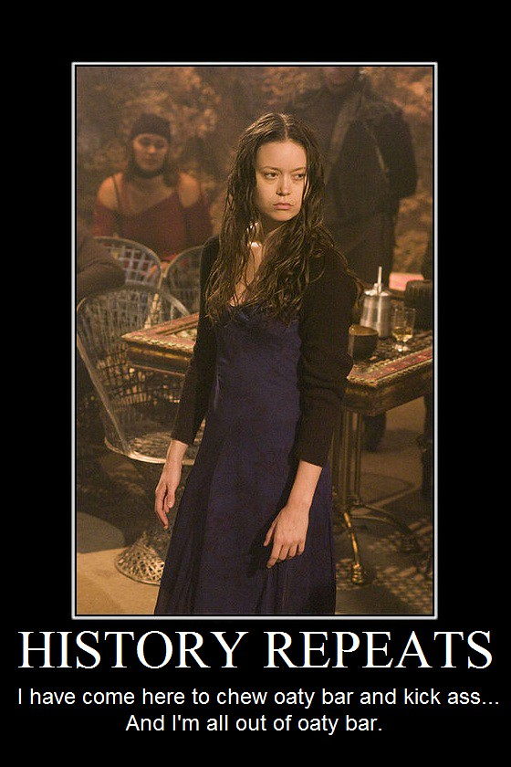 Summer Glau Firefly River have come to chew kick ass