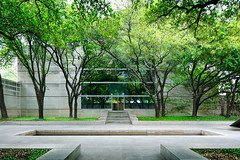 Dallas Museum of Art | Dallas, TX | Edward Larrabee Barnes; Dan Kiley