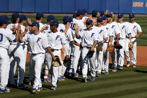 Post-Game High Fives