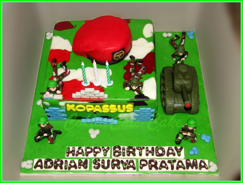 cake Army ADRIAN 20 cm