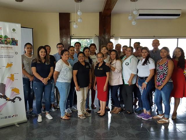 SG-SICA impulsa proceso formativo en el enfoque de Economía Social y Solidaria y el modelo empresarial cooperativo