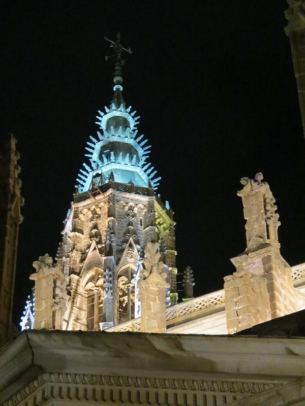 Puerta Llana<br /> Torre de la Catedral de Toledo<br /> IMG_3201