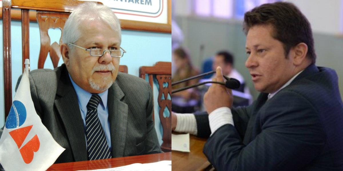 Tucano contrata presidente da OAB para fazer sua defesa na Perfuga, Ubirajara Bentes e Ney Santana