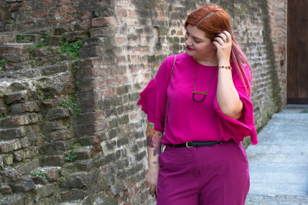 Outfit plus size negozio Mondo Curvy Savona (6)