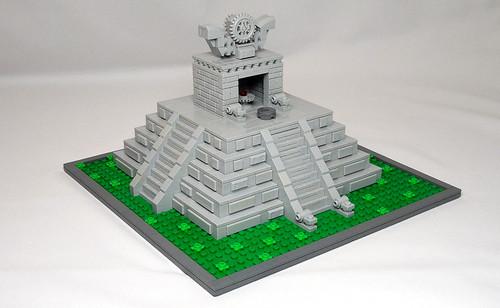 Bloodstone Temple