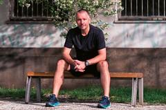 ROZHOVOR: Při běhu se trápím, říká populární novinář Martin Veselovský