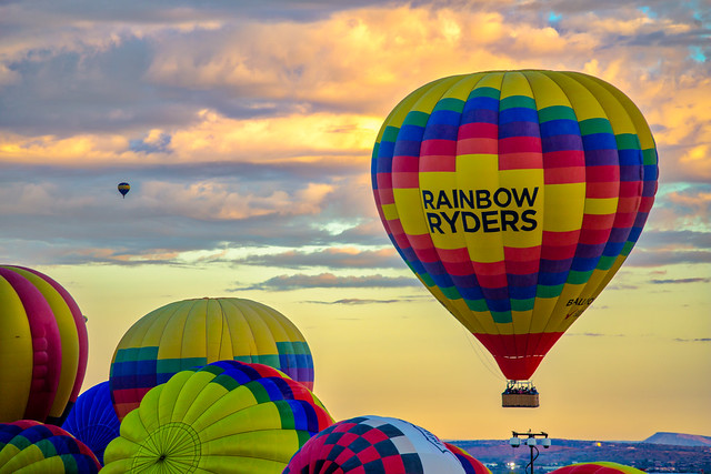 Rainbow Ryders, Canon EOS 5D MARK III, Canon EF 70-200mm f/4L IS