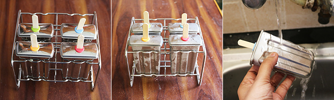 How to make badam popsicles recipe - Step6