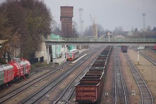 Roslavl railway station