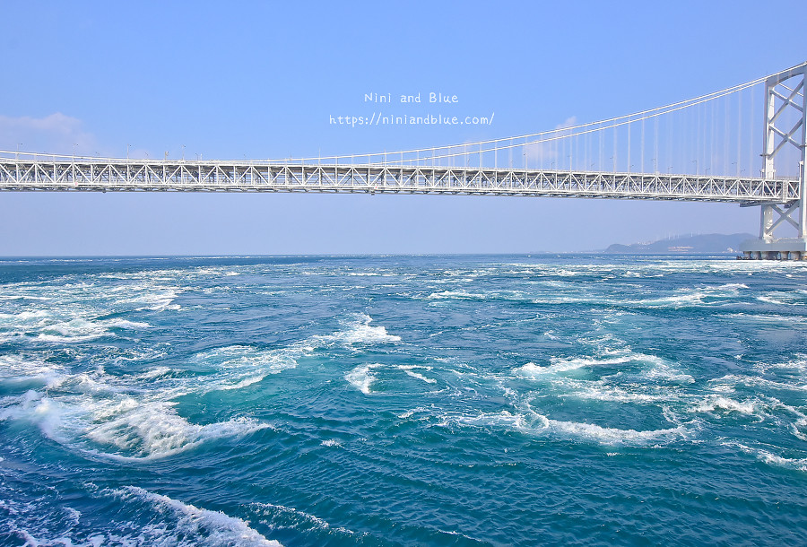 日本 鳴門漩渦 渦潮 淡路島 景點19