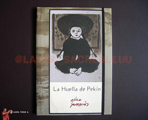 Diseño Gráfico para Alirio Palacios - Expo La Huella de Pekín / Graphic Design for Alirio Palacios - Expo La Huella de Pekín