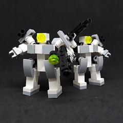 Traveler Class Light Frame - Pale Coyote Team - Soldier and Delegator Variants