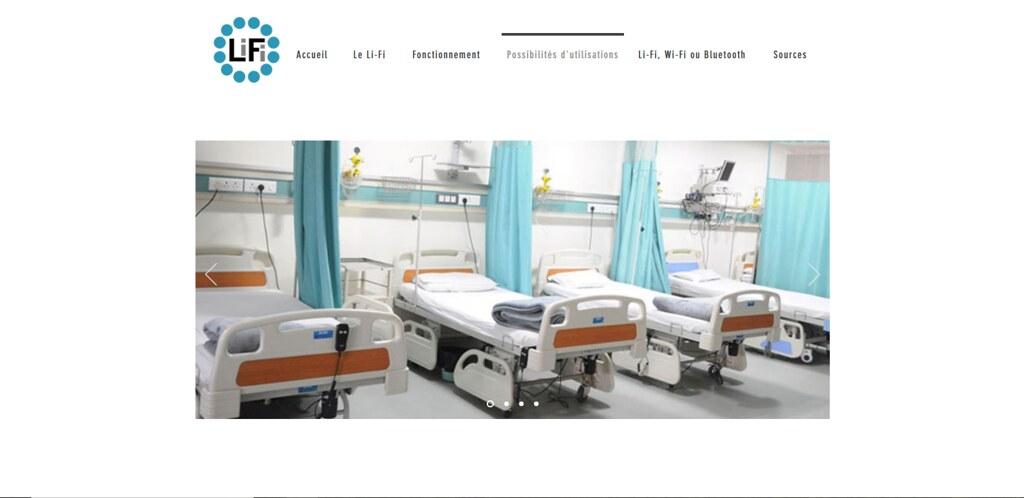 Site internet d'un TPE