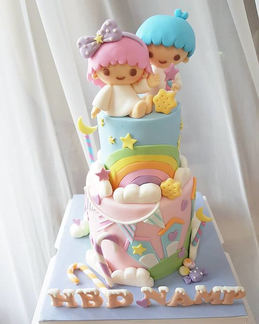 Cake from Petite Fille by JJ