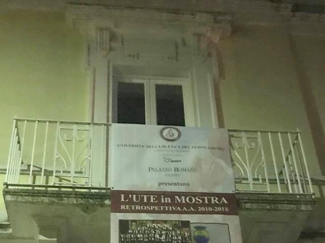 mostra ute palazzo romano
