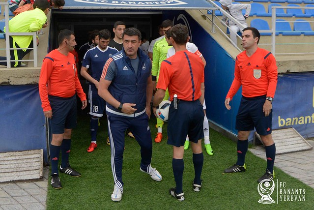 FC Gantzasar vs FC Banants 1-1