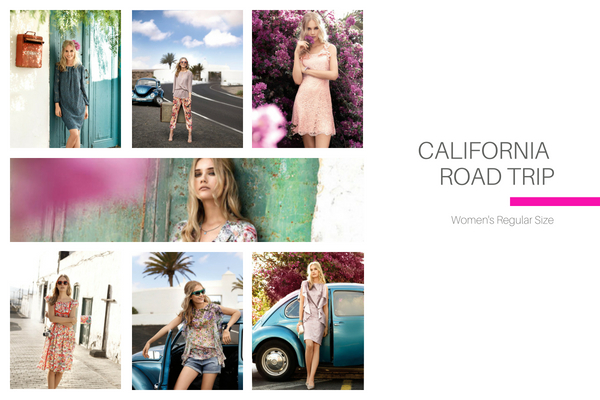 California Road Trip Collection